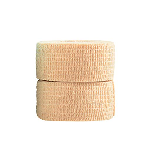Zelfklevend verband, Vinger Eerste Hulp Strapping Elastische Tape, Ademende Sport Cohesive Bandage, voor enkel Ondersteuning Knie Elleboog Pols Sprain