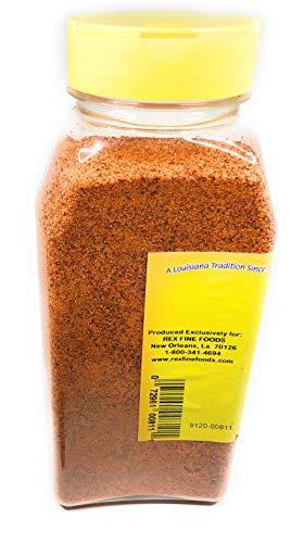 Rex Cajun Creole Seasoning 30 oz