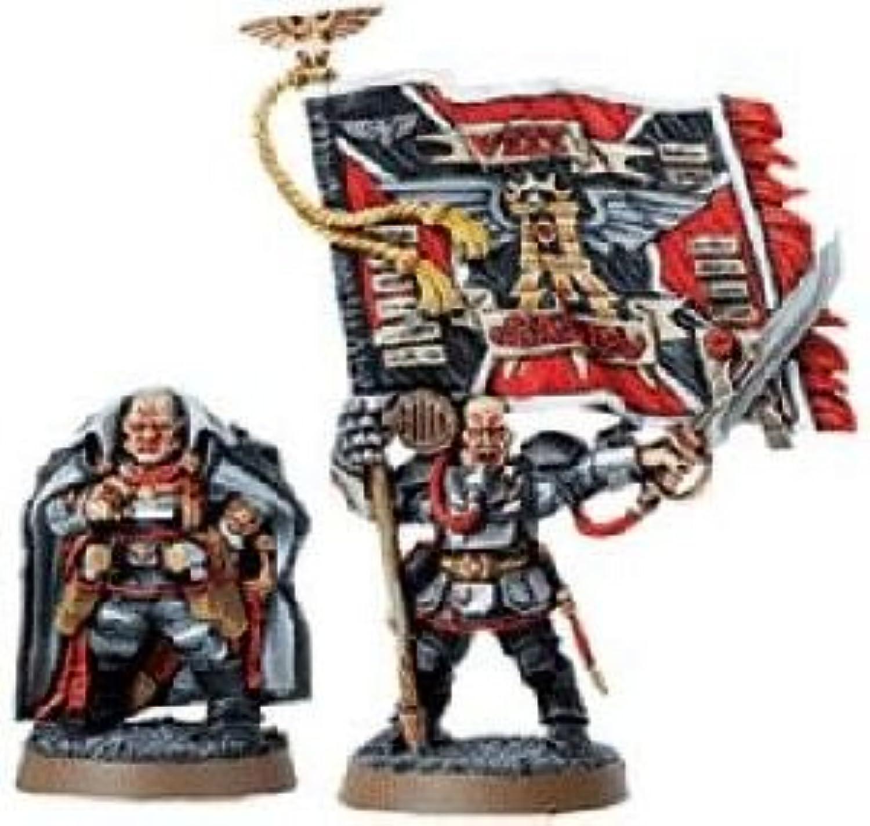 Imperiale Armee Ursarkar Creed & Jerran Krell [47-48]
