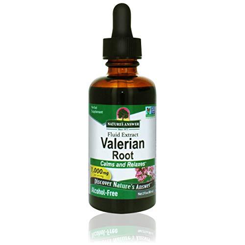 Alcohol-Free Valerian Root Liquid