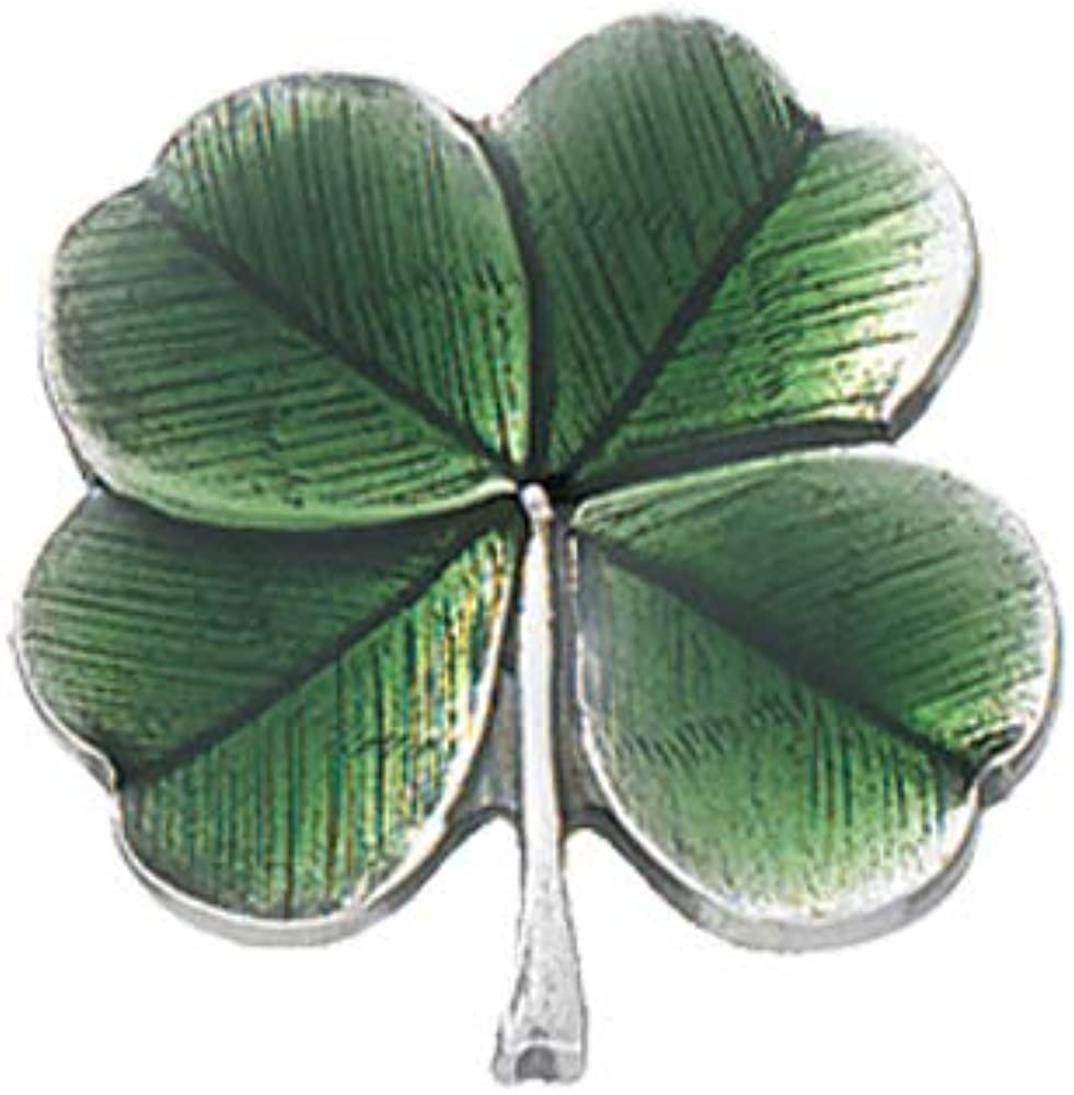 cheap Danforth - Clover Green sold out Scatter Pin Pewter