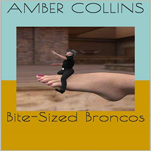 Bite-Sized Broncos Audiobook By Amber Collins cover art