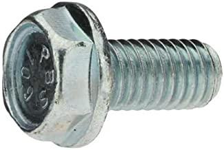 10 Stück Schraube DIN 6921 M8x25 10.9 verzinkt Mutter M8 Kl.10