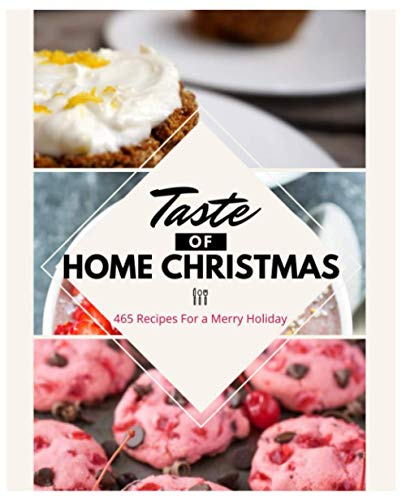 Paperback - Taste of Home Christmas: 465 Recipes For a Merry Holiday