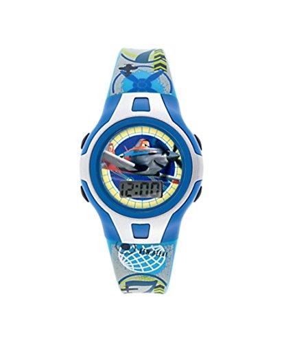 Disney Planes LCD Armbanduhr