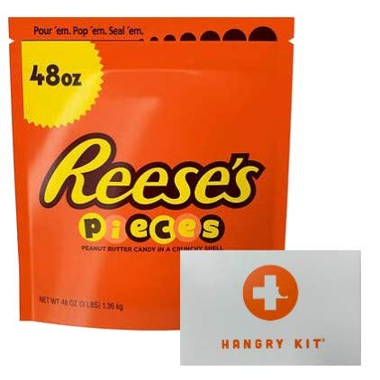 Hershey's Reese's 2021 Pieces With Mini Bomber Hangry Max 69% OFF Kit Bundle