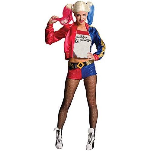 Rubie's - Costume da donna da Harley Quinn, S (6-10)