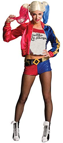 Harley Quinn - Suicide Squad - Adult Costume de déguisement, multi-colored, Ladies - S