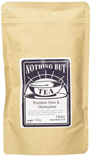 Nothing but Tea Rooibos Aloe & Honeydew Herbal Infusion Pouch, 100 g