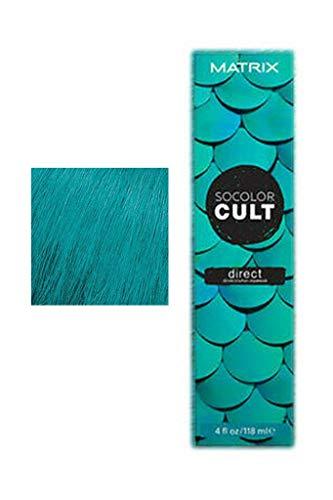 Matrix Socolor Cult Semi Mermaid Teal Vg31 Farba Do Wlosow