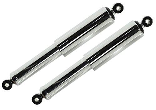 Ressort jambes Paire Chrome Convient pour KR51/2 Schwalbe arrière, longue