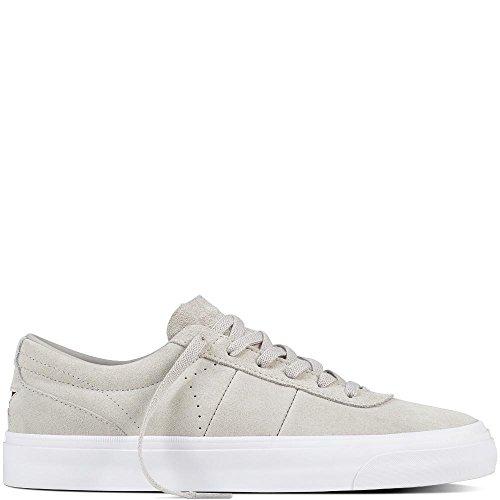 Converse Skate One Star CC PRO Ox Suede, Scarpe da Fitness Unisex-Adulto, Grigio (Pale Grey/Pale Grey 081), 40 EU