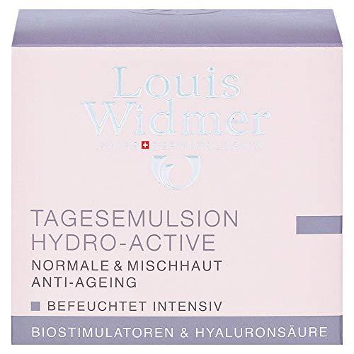 Louis widmer Émulsion hydro-active soin de jour parfume 50ml