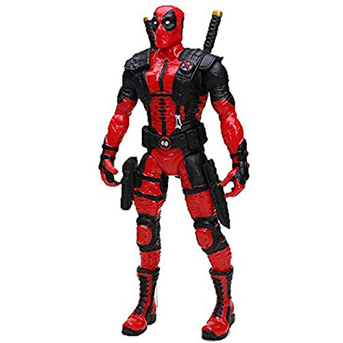 PsWzyze 12 30cm Marvel The Avengers Endgame Justice League Crazy Toys Deadpool PVC estatuilla modèle à collectionner jouet Enfants Cadeau