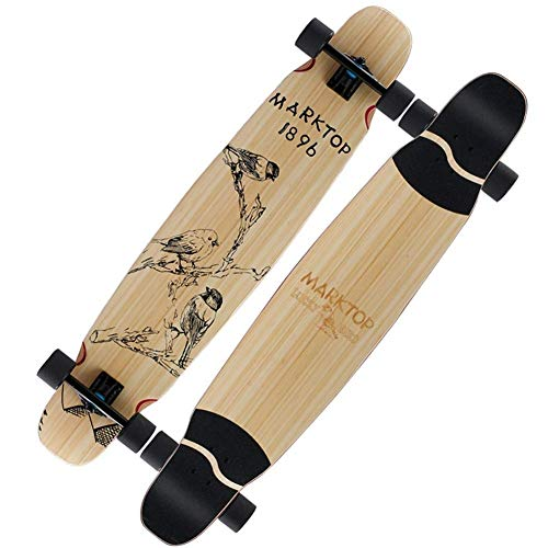Learn More About QiYue Skateboard, Adult Kid, Outdoor Sports, Big Maple Concave Skateboard