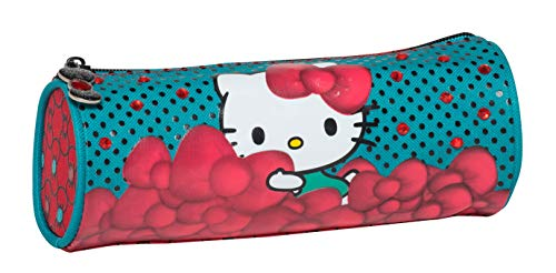 Graffiti Trousse Ronde Hello Kitty
