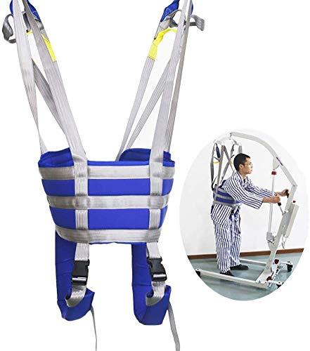 TINWG Hebemaschine Transferband Bearing Gewicht 400 Lb Medical Nursing Sicherheit Gait Assist-Gerät for Senioren, Behinderung, bariatrics 0407