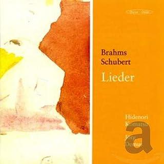 Schubert/Brahms: Lieder
