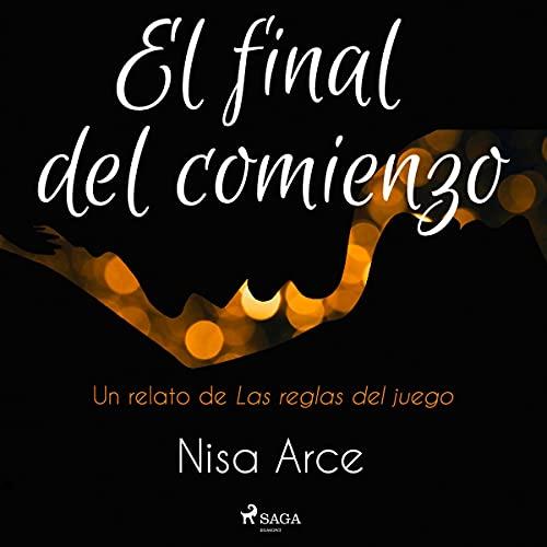 Diseño de la portada del título El final del comienzo