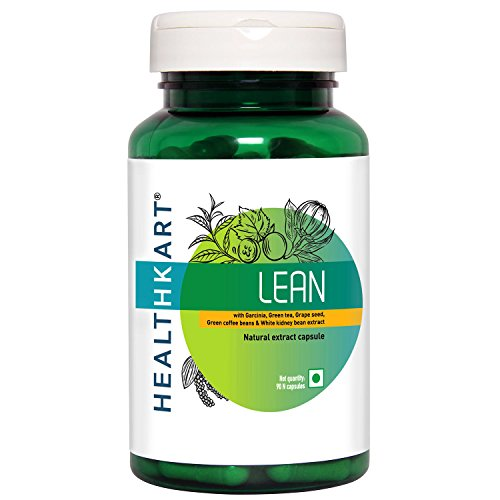 Healthkart Lean Fat Burner - 90 Capsules