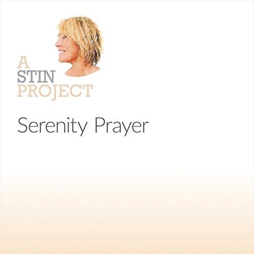 Serenity Prayer audiobook cover art