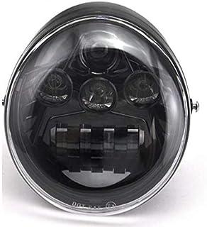ハーレー ヘッドライトランプ ヘッドライト VRSCA VRSCAW VRSCB VRSCF VRSCSE VRSCSE2 VRSCR VRSCX VRXSE VROD 黒色