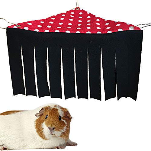 Oncpcare Escondite de animales pequeños para mascotas, cobayas, hámster, hámster, escondite para animales pequeños, ratones, erizos, chinchilla