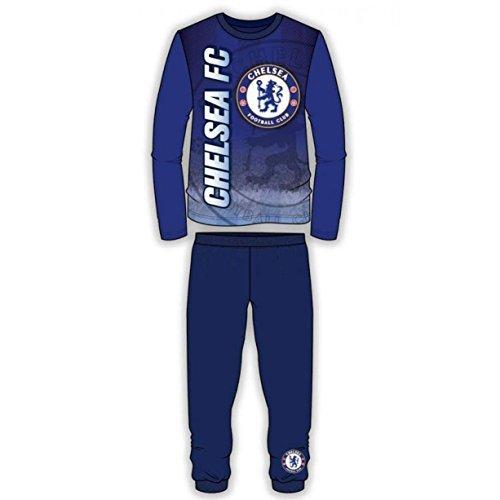Kinderen Chelsea FC officiële jongens Pyjama Nachtkleding Pyjama Set PJS Slaapmode #CFC (Chelsea, 4-5 jaar)