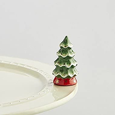 Nora Fleming Christmas Tree Mini - Nora Fleming O' Tannenbaum Mini A173