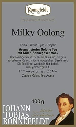 Ronnefeldt Tee Milky Oolong Oolong Tee