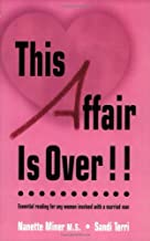 This Affair is Over!!