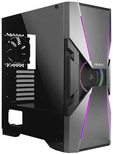 AMD RYZEN 7 3700X 4,40 GHz 8 núcleos - RX 590 8 GB - RAM 16 GB DDR4 3000 MHz XMP - SSD 480 GB - AORUS - Windows 10 Professional RGB