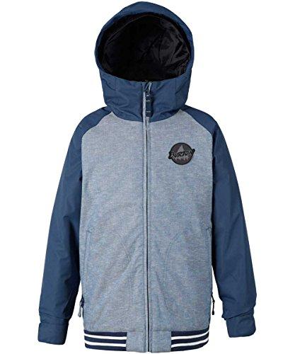 Burton Jungen Gameday Jacket Snowboardjacke, Dencha/Modigo, L