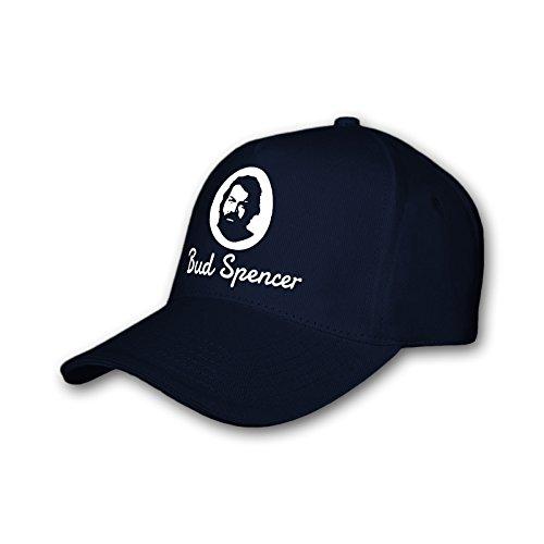 Bud Spencer Official - Baseball Cap - French Navy