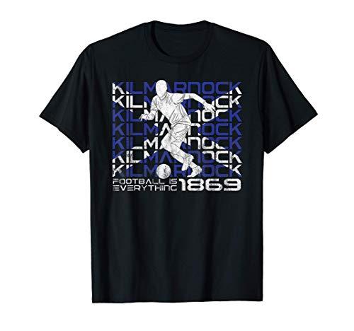 Football Is Everything - Kilmarnock Attack Retro T-Shirt