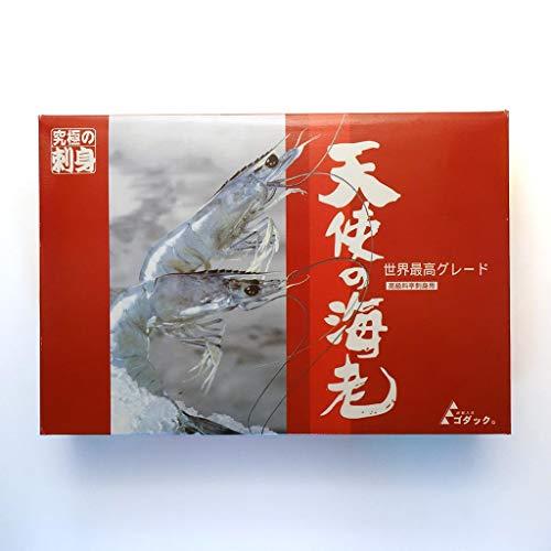 天使の海老標準サイズ1Kg箱入り(規格:30/40)