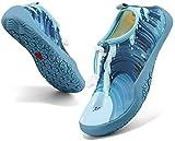KVbabby Water Shoes for Kids Boys Girls Aqua Socks Beach Sports Pool Swim Shoes Barefoot Lightweight Quick Dry for Toddler Little Kid Big Kid