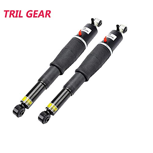 TRIL GEAR 2PC Rear Air Shock Suspension Absorber Struts fit for 02-11Cadillac Escalade & 07-11 Chevrolet Avalanche & 03-06 Avalanche 1500 & 00-11 Suburban 1500/Tahoe & 07-11 GMC Yukon