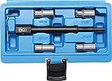 BGS 62605 | Juego 5 piezas para cortar el sellado de los inyectores el los motores CDI