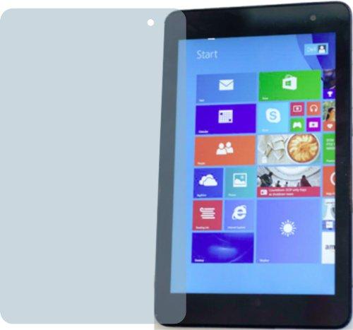 2X Dell Venue 8 Pro ENTSPIEGELNDE Bildschirmschutzfolie Displayschutzfolie von 4ProTec - Nahezu blendfreie Antireflexfolie