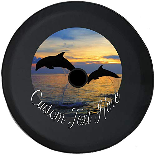 dolphin wheel cover - 8