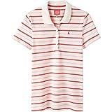Joules - Polo - Túnica - para Mujer, Color Y Pink Multi Stripe, tamaño 6