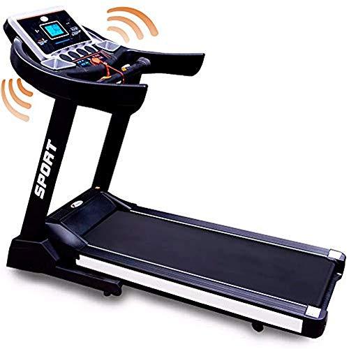CENTURFIT Caminadora Electrica 3HP Motor AC Plegable Gym 12 programas 6 lecturas Uso Rudo Cardio Inclinacion Automat
