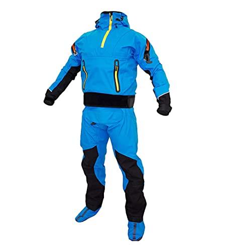 Mookta Drysuits Waterproof and Breathable Men's Kayak Dry Suit
