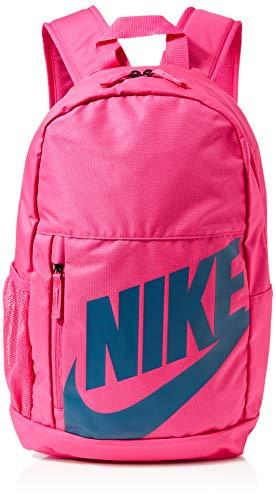 Nike Youth Nike Elemental Backpack - Fall'19, Black/Black/(Pacific Blue), Misc