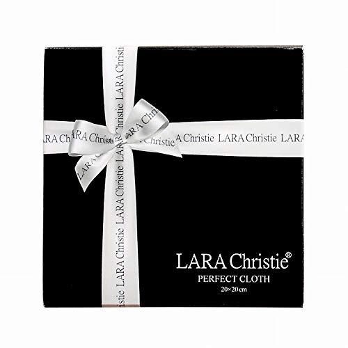 [ララクリスティー]LARAChristieパーフェクトクロスメガネ拭きスマホ拭き20×20cmlh86-0001