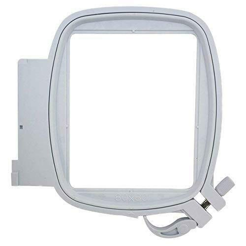 Embroidex Replacement Hoop for PFAFF Creative 2.0/4.0, Creative Sensation, Creative Vision,Performance 3' x 3' (80 x 80mm) Petite Square Hoop