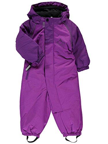 Name It - Combinaison de neige - Uni - Bébé (fille) 0 à 24 mois violet 9 mois