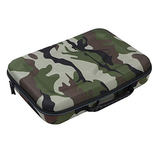 EVA waterdichte draagtas, draagbare handtas, de koffer draagt waterdichte organizer oppervlak tas krasbestendig anti-shock functie voor handmassageapparaten