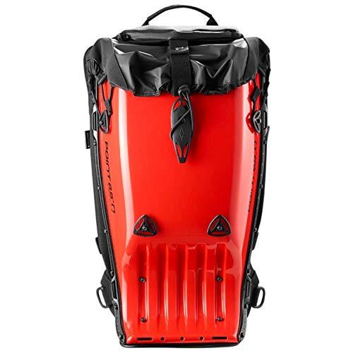 Boblbee GTX Rucksack mit Rückenschutz 25 l Rouge Diablo